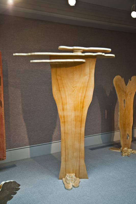 Jay Kreimer. Trees. 2012. Hollow core doors.