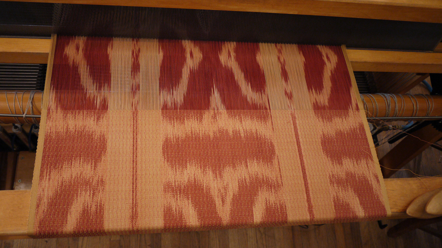 ikat-in-progress