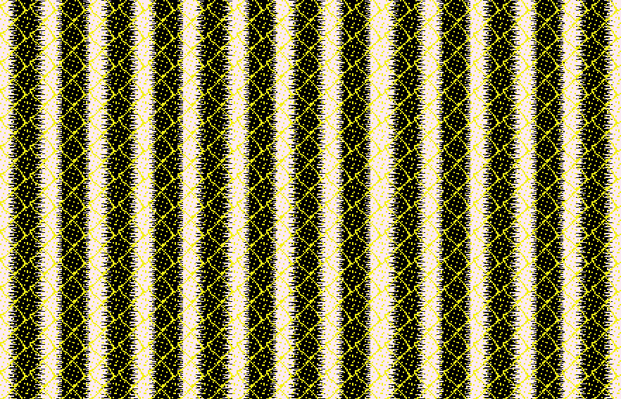 Black Stripes. 2015.